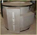 Pit Type Aluminium Melting/Holding Furnace