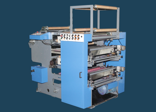 Flexo Press For Thermal Paper Printing  