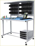 Work Station Esd Safe -120 X 60 X 150 Cm