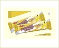 Wafer Yolli With Cream Banana And Milk Coating 25g