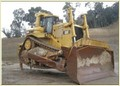 Cat D10r  Bulldozer