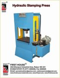 Stamping Marking Hydraulic Press