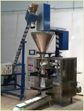 Fertiliser Packaging Machine