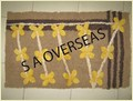 Flower Bathmat
