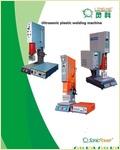 220V Ultrasonic Plastic Welding Machine