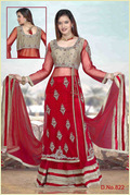 Semi Bridal Lehnga