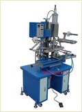 Auto Flat & Cylindrical Wheel Multi Purpose Hot Stamping Machine