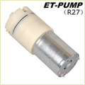 Micro diaphragm pump/mini vacuum pump R27