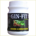 Gin-Fit - The Fitness Supplement
