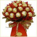 Bouquet Of Fererro Rochere