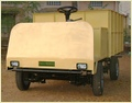 Battery Operated Cargo Carrier