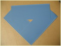 Blue Offset Printing Plate