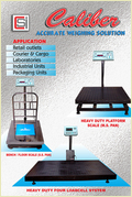 Heavy Duty Structure Dormat Scale