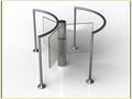 Swing Barrier Waist High Turnstile Gate