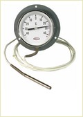 Refrigeration Thermometer With Capillary 