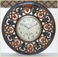 Carving Wall Clocks