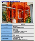 Air Blast Equipments