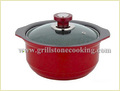 Korean Aluminum Cookware Stone Pot