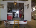 Fabrication Mobile Workshop Van With Diesel Dispensing Unit