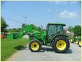 John Deere 5525 Tractor