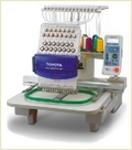 Used Toyota Brand Embroidery Machine