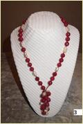 Necklace Ruby Root