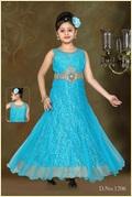 Girls Long Dresses