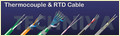 RTD Instrumentation & Thermocouple Cables