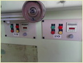 Machine Control Panels With Plc & Hmi