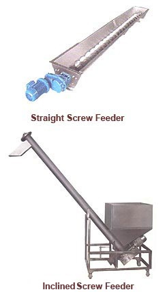 Automatic Screw Conveyor