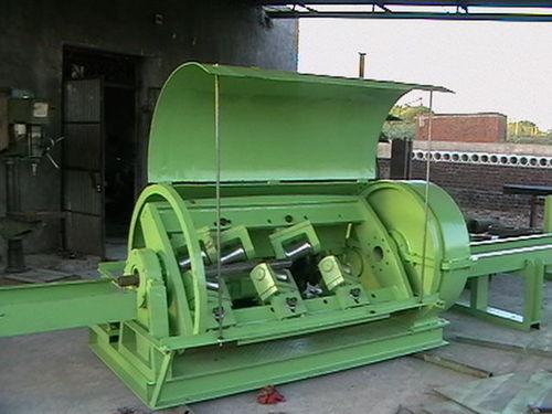 Heavy Duty Black Bar Straightening Machine