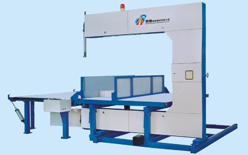 Automatic Foam Vertical Cutting Machine