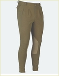 Woven Breeches