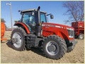 2009 Massey-Ferguson 8650 Tractor
