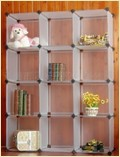 Pp Cube Storage Shelf