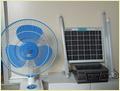 Solar DC Fan
