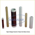 High Voltage Ceramic Tubes & Star Cores