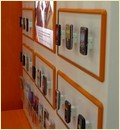 Smart Phone Anti Theft Display Stand