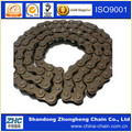 Four Sides Riveting 45mn 520h Motorcycle Transmission Chain