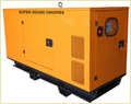 Sound Proof Canopies For Diesel Generators