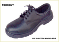 PVC Injection Molded Safety Shoe