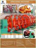 Customized Armouring Machine