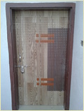 Designer Lamination Door