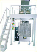 Affs (Col) Two Head Load Cell Weigher
