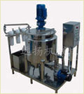 Hair Conditioner Making Machine
