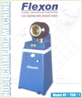 Flexon Make HP Hose Crimping Machine HP/TRM/1