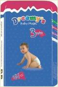 Large Sized Baby Diapers