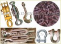 Alloy Steel Lifting Hooks & Shackles