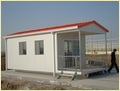 6.8*3.2m Portable Prefabricated Modular House