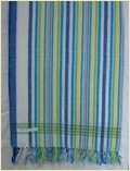 Handloom Cotton Stripes Shawls